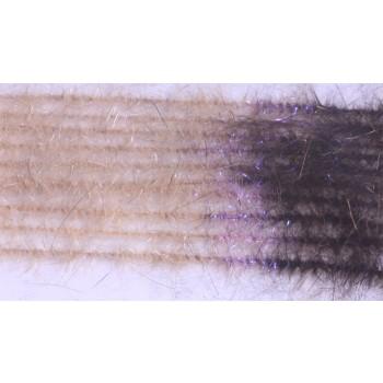 Tri Color Dubb Brush