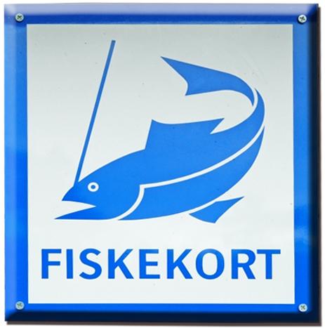 Vi säljer fiskekort