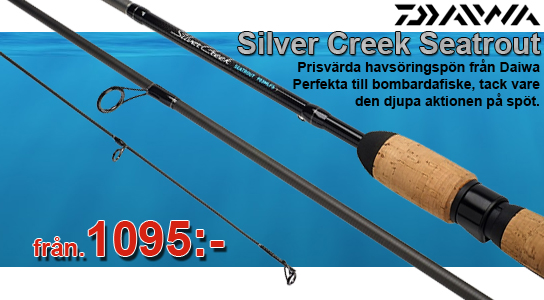 Daiwa Silver Creek Seatrout