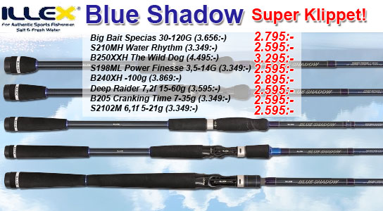 Blue Shadow Super Rea