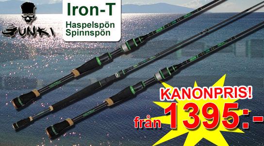 Gunki Iron-T spön
