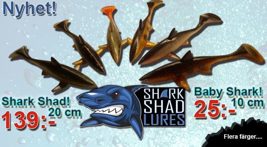 Shark Shad Lures
