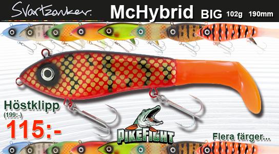 Svartzonker McHybrid