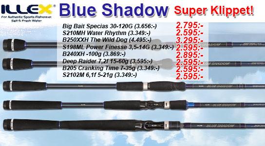 Illex Blue Shadow Super Klippet