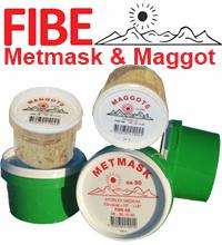 Vi har Metmask & Maggot från Fibe