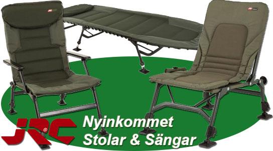 Nyinkommet Stolar & Sängar JRC